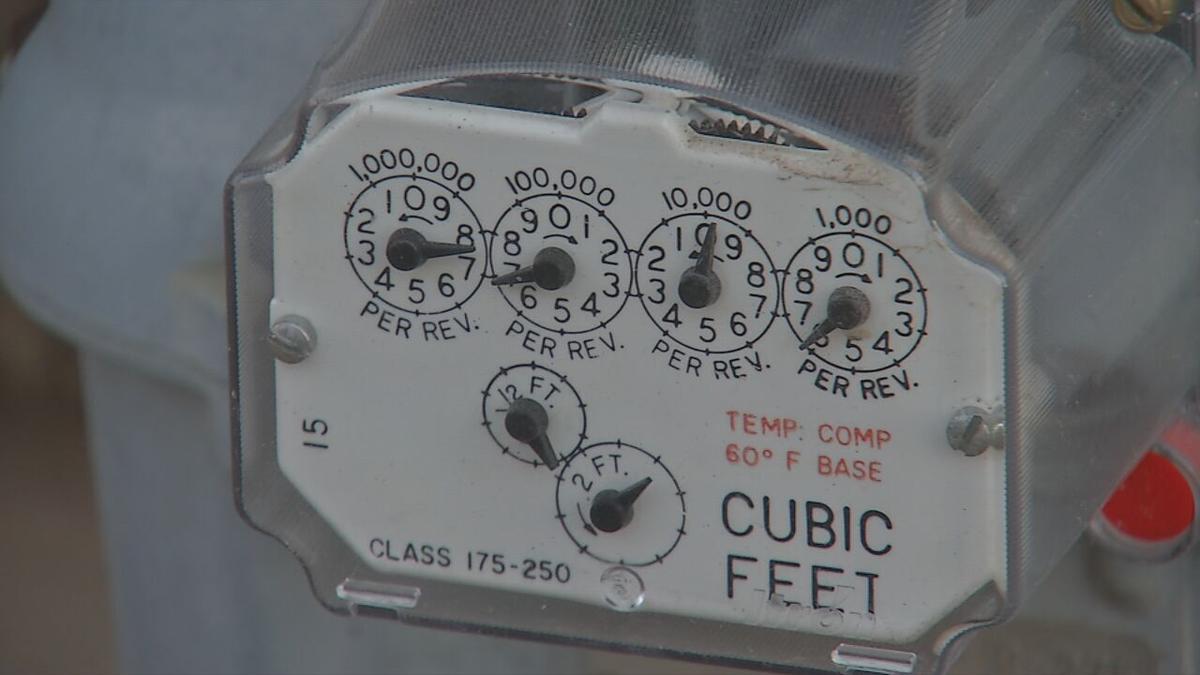 Utilities meter (generic)