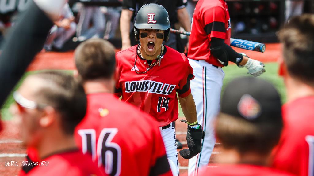 Trey Leonard Louisville baseball