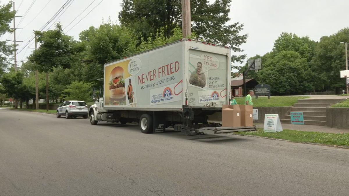 JCPS Summer Feeding Program