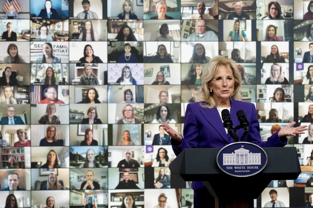 JILL BIDEN - MILITARY FAMILY ANNOUNCEMENT - 4-7-2021 2.jpeg