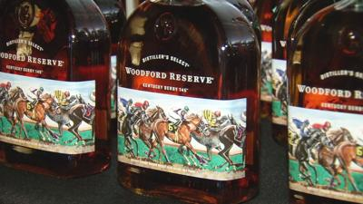 Woodford Reserve 2019 commemorative bottle