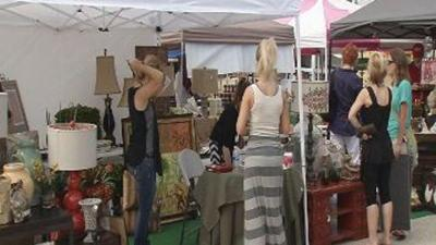 'Flea off Market' features more than 100 vendors in Louisville