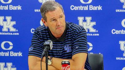 Mitch Barnhart, Kentucky athletic director