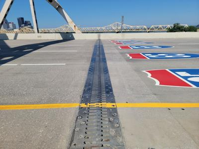 Kennedy Bridge expansion joint