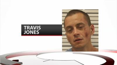 Travis Jones (naked man at Lowe's) mugshot