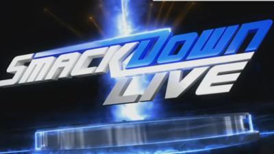 WWE SmackDown TV Logo
