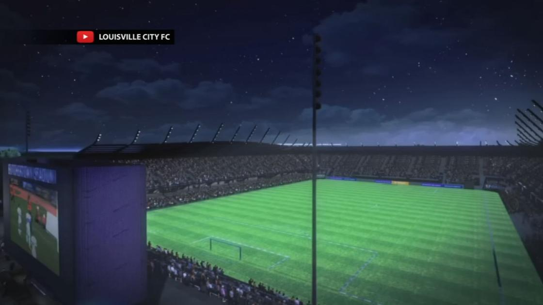 Virtual tour shows how Louisville's new soccer stadium will look