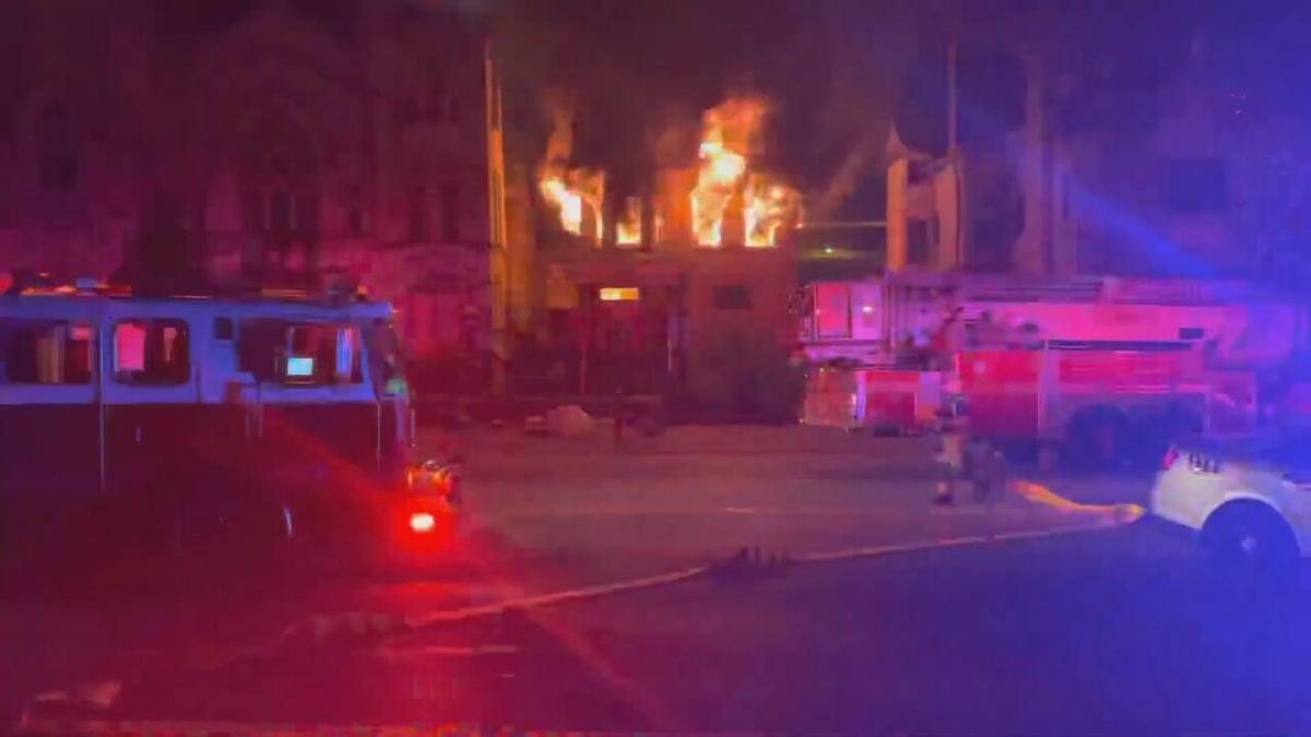 East Broadway Apartment Fire