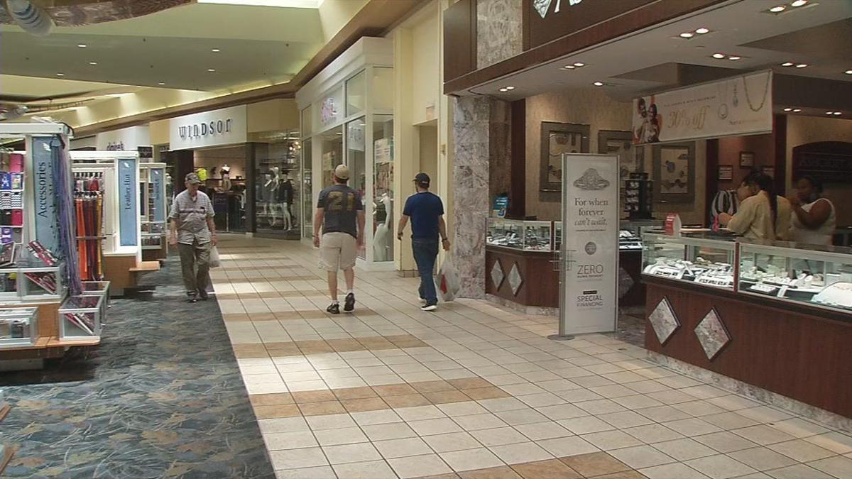 Jefferson Mall Corridor
