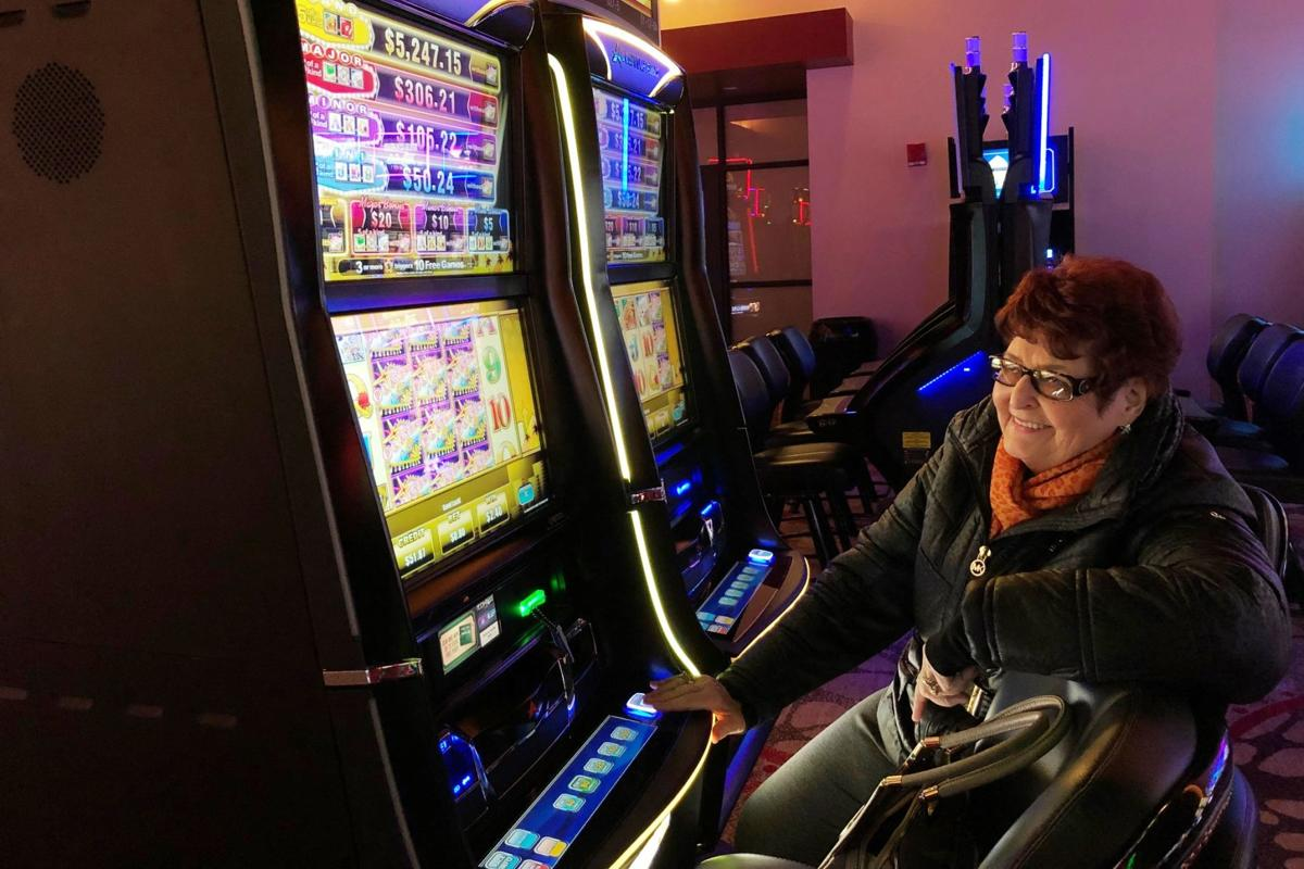 Patron at Derby City Gaming 1-30-19
