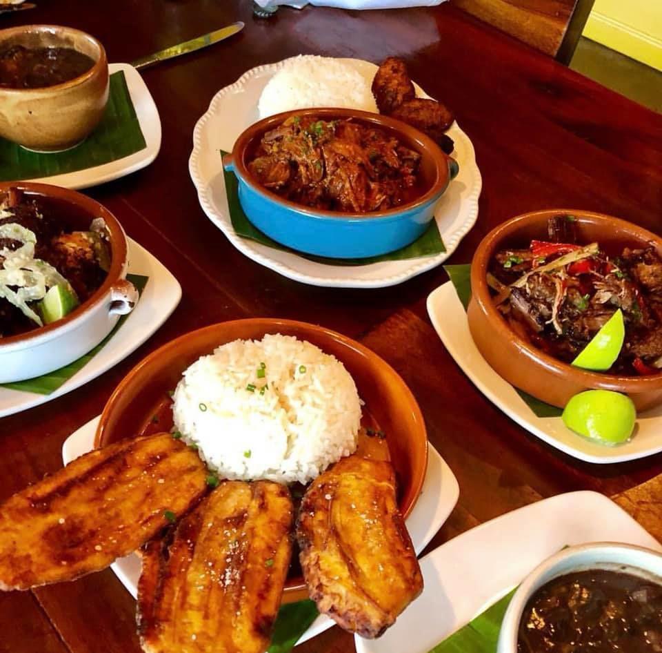 Cuban cuisine at La Bodeguita de Mima -- Credit- Ole Hospitality Group.jpg