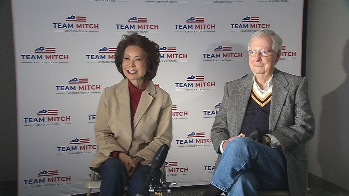 McConnell, McGrath hitting major themes as Senate campaign ...