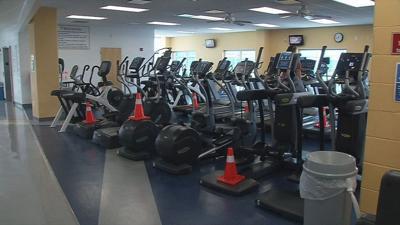 YMCA interior