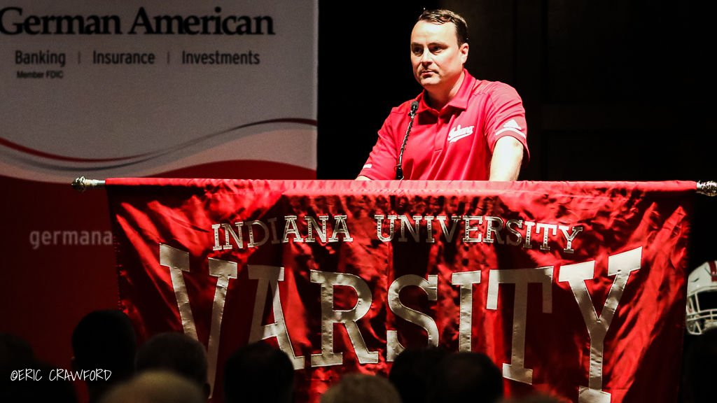 Archie Miller, Indiana coach