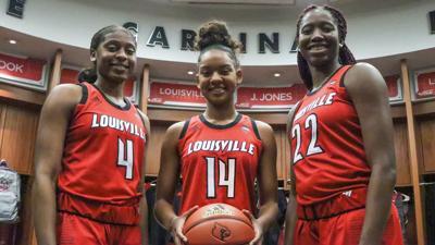 Louisville women's basketball transfers