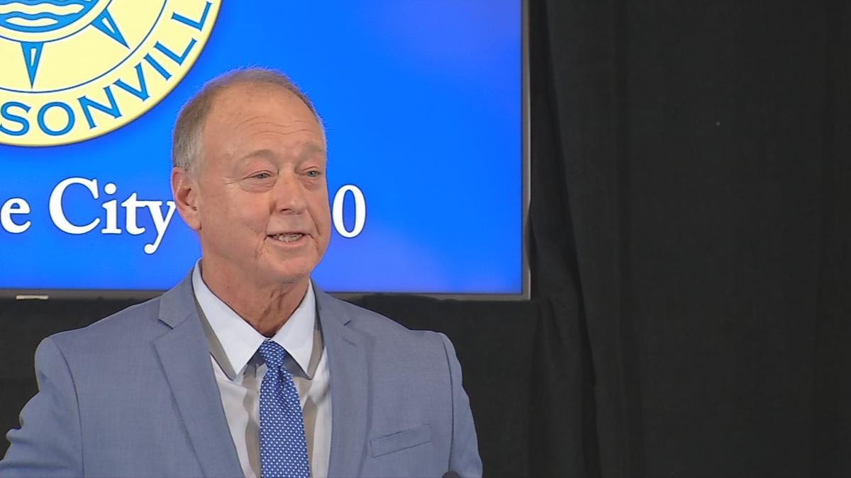 Jeffersonville Mayor Mike Moore