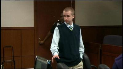Testimony continues in trial of teen accused in stepbrother's murder