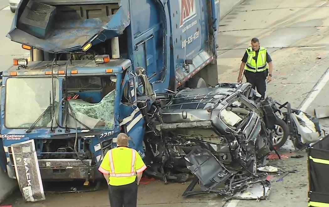 I-264 Fatal Crash - 4-17-19