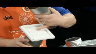 Home Depot S Easy Steps To Keeping Critters Out Of Dryer