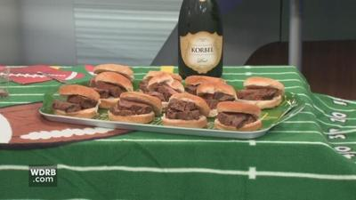 Take your tailgating to the next level with recipes from Tim Laird