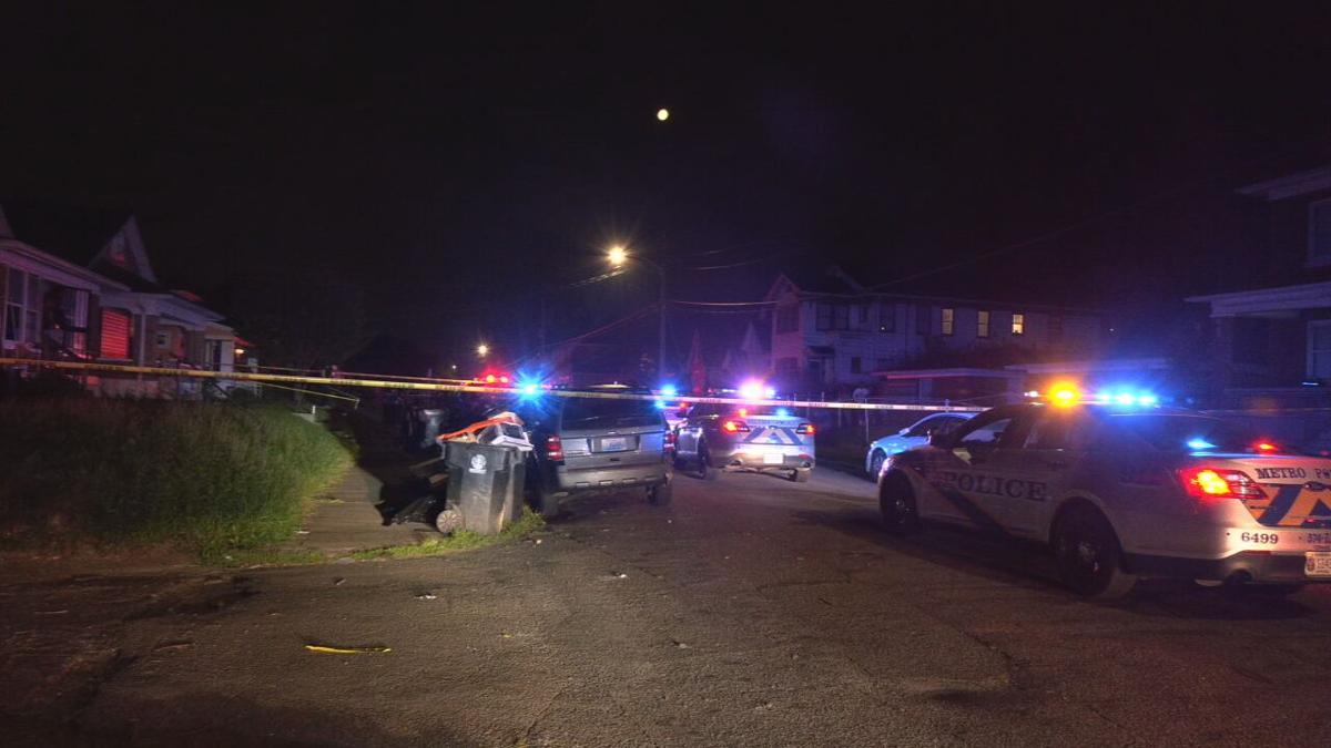 Cecil Avenue Shooting - 7-22-21