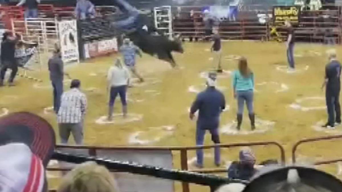Several Injured In Owensboro Rodeo Cowboy Pinball Event