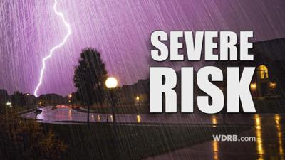 SEVERE RISK: From Damaging Winds To Flash Flooding...