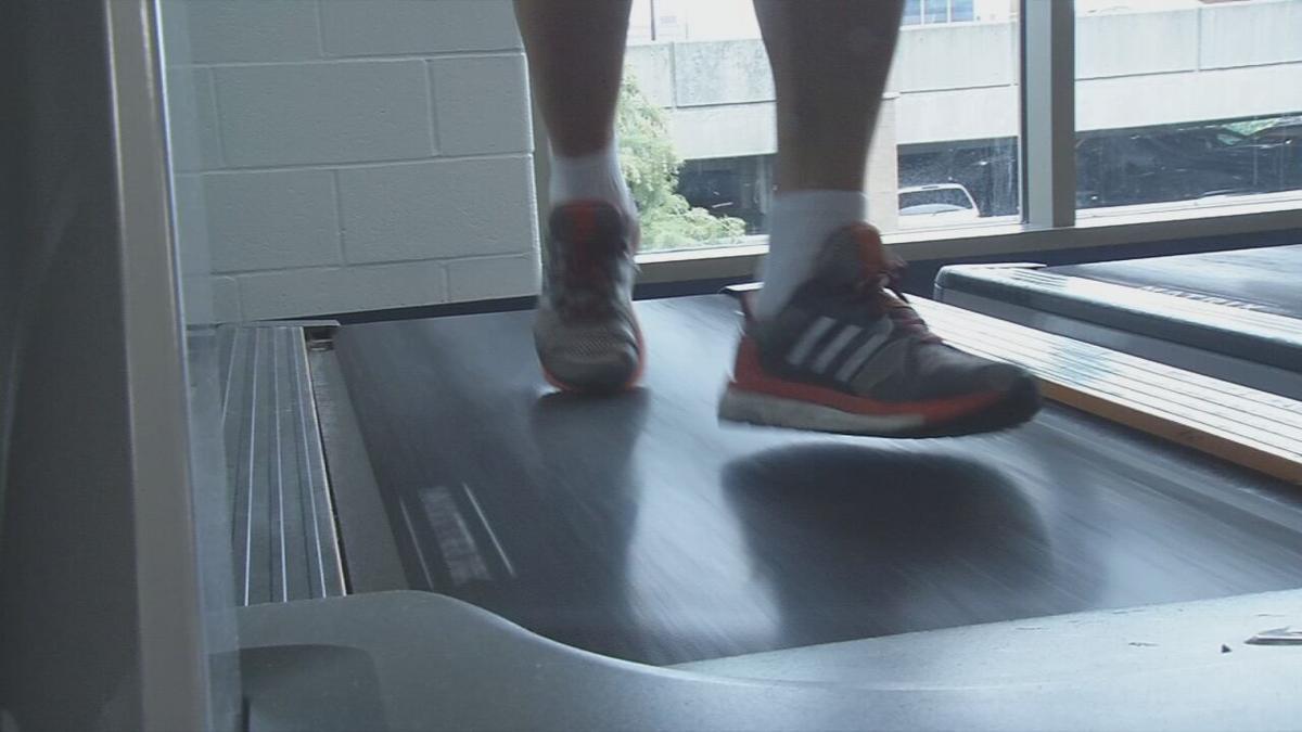 Jogging, Running, Treadmill (generic)