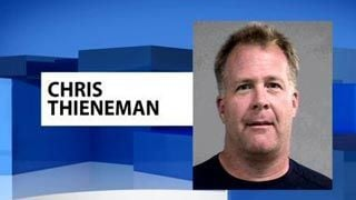 Not guilty plea entered for Chris Thieneman