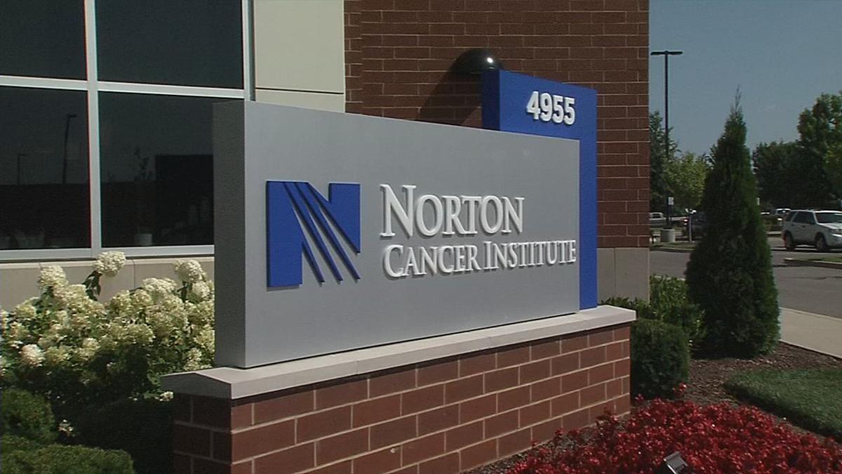 Norton Cancer Institute Exterior