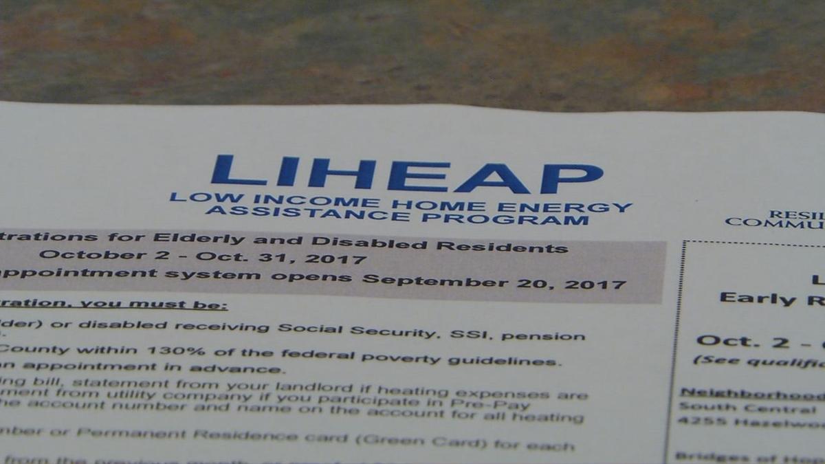 LIHEAP Form