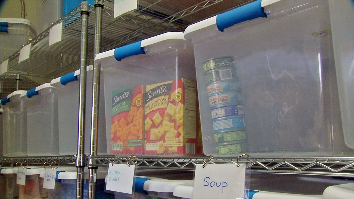 Cardinal Cupboard (U of L food pantry)