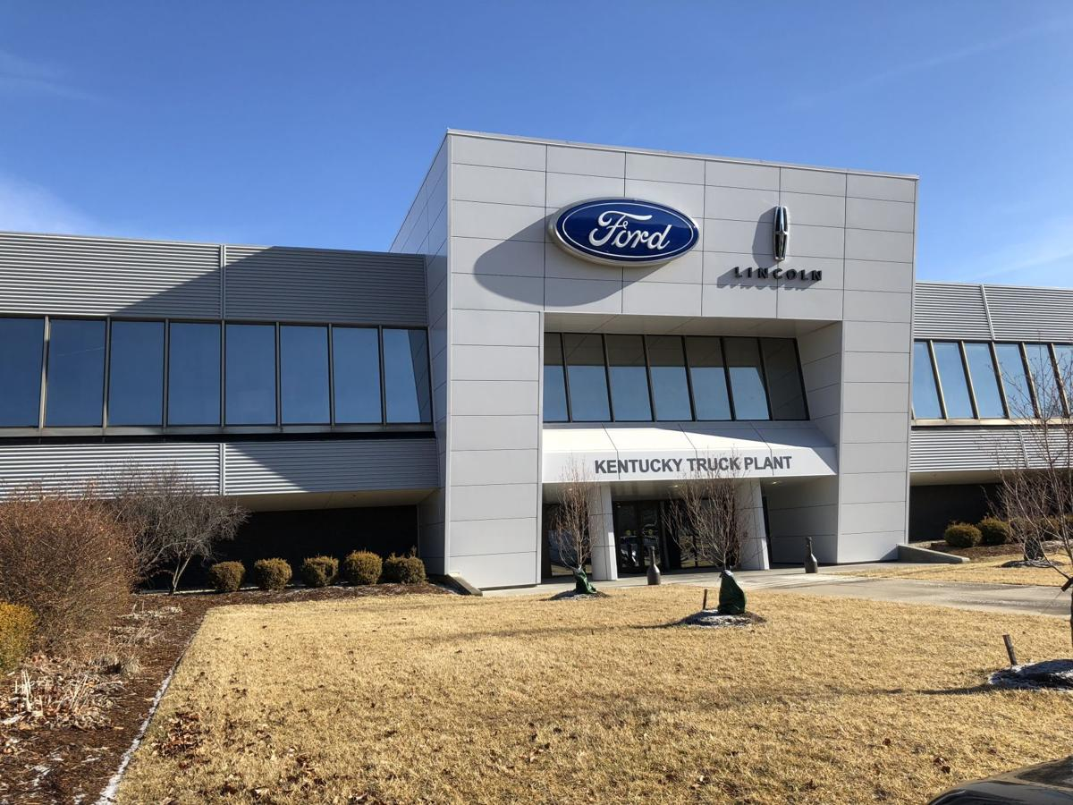 Ford Kentucky Truck Plant KTP exterior