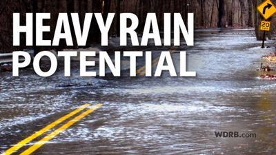 More Heavy Rain This Week Creates Flood Concern