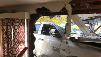 'I did it to kill people': 11-year old Louisville girl crashes truck into home