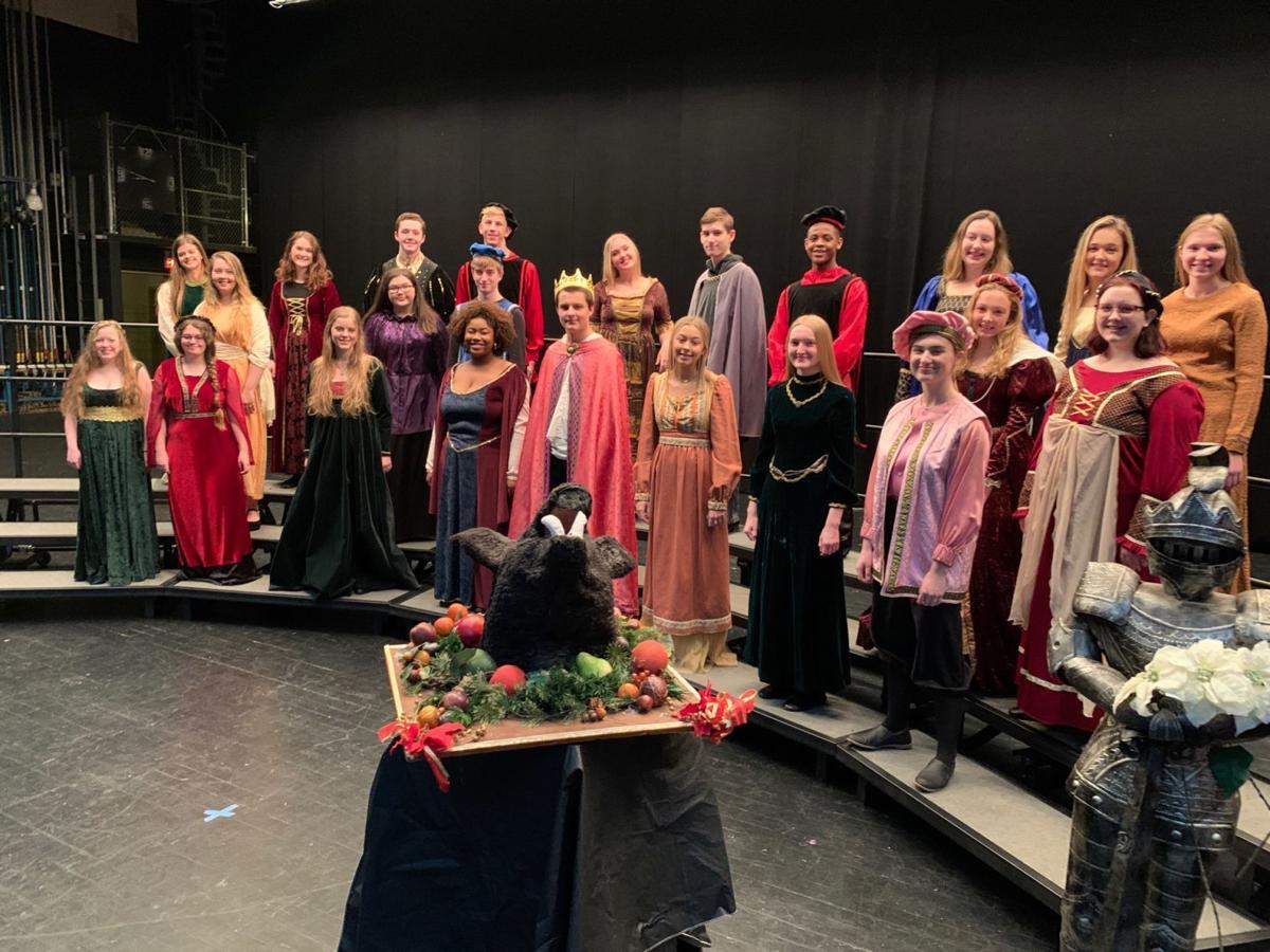 Atherton Madrigal Choir KK