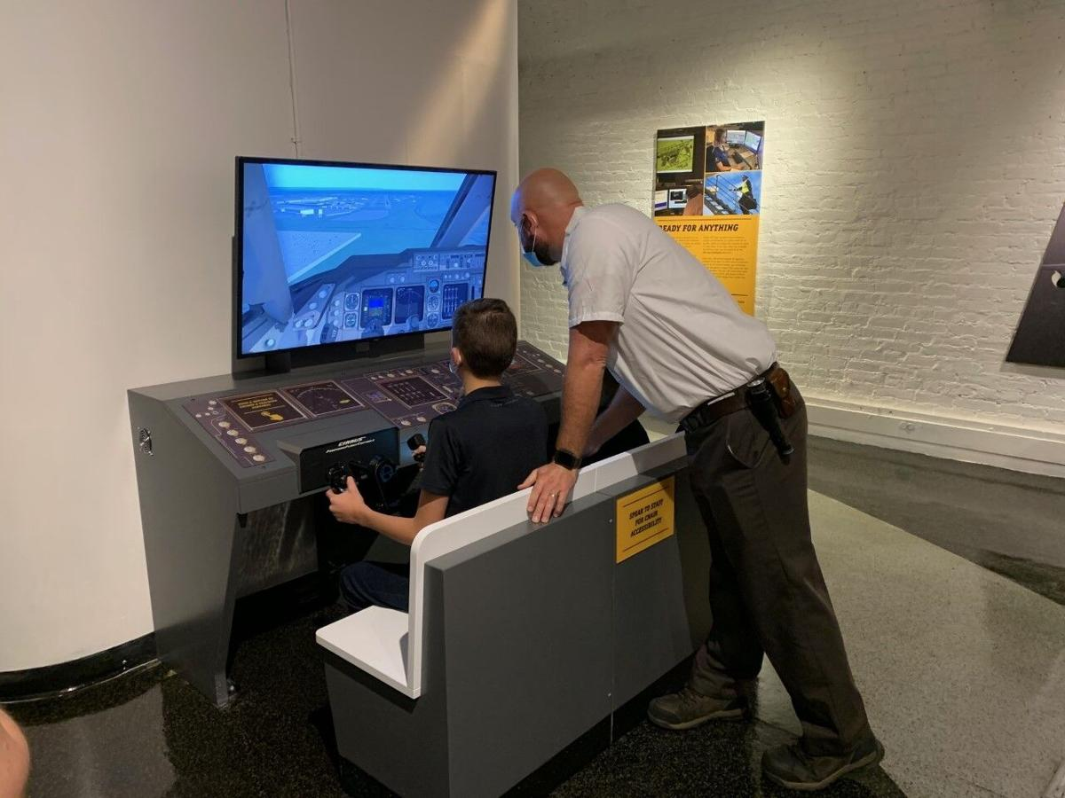UPS' new 'One World by Air Cargo' exhibit at Science Center