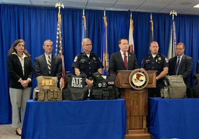 57 people arrested after LMPD, feds target violent crime in