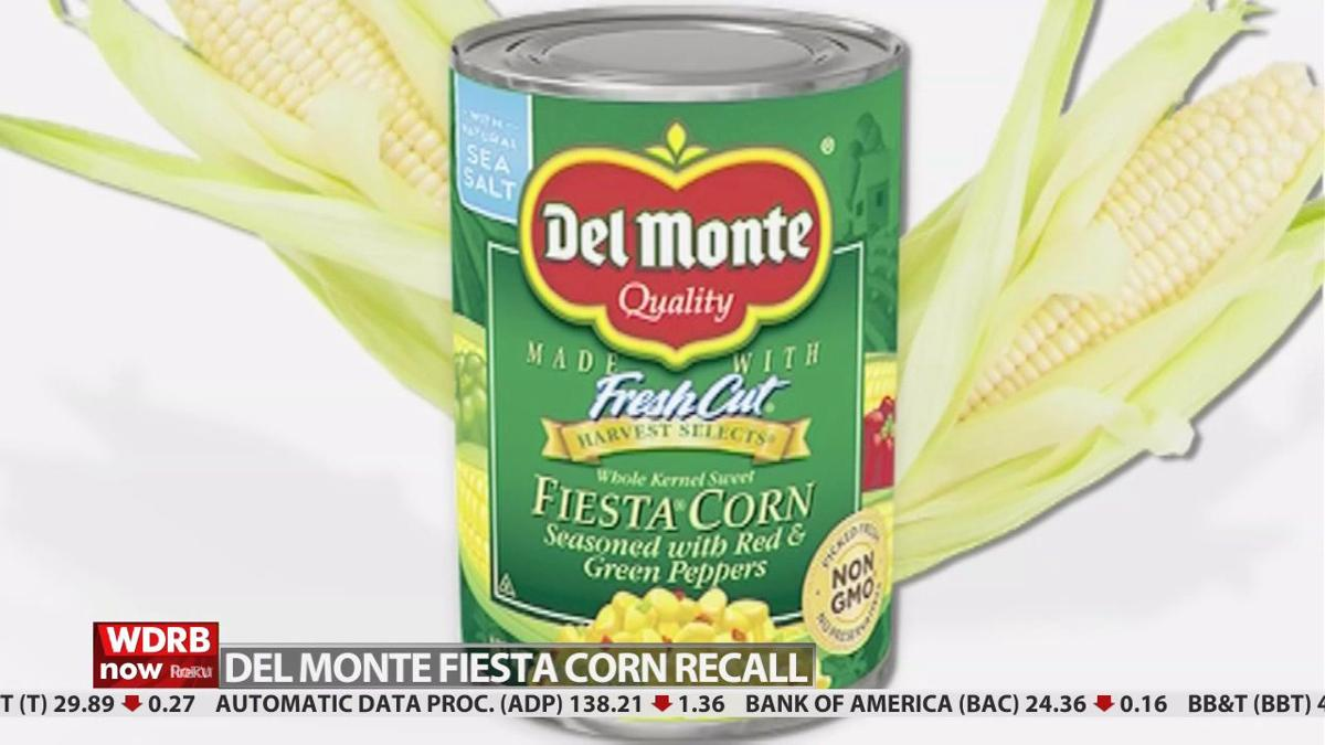 Del Monte recalls canned corn that could lead to 'life-threatening' illness