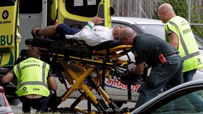 New Zealand Shooting