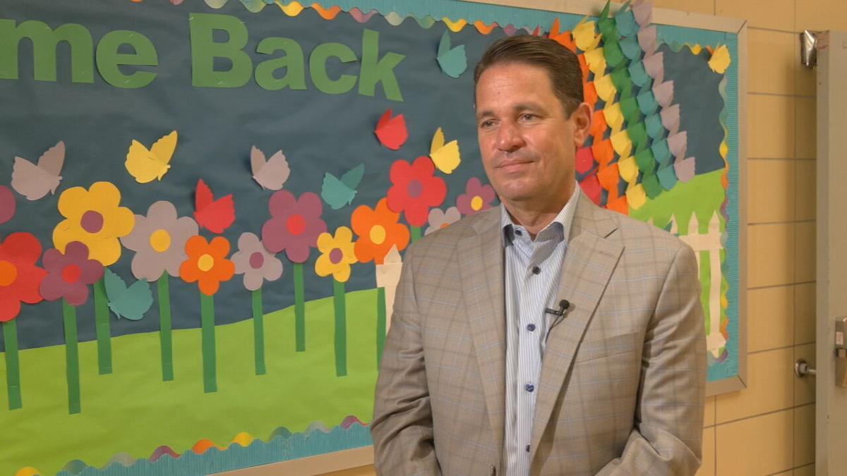 JCPS Superintendent Marty Pollio