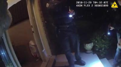 GRAPHIC | LMPD releases body cam video after man fatally shot by police in Jeffersontown