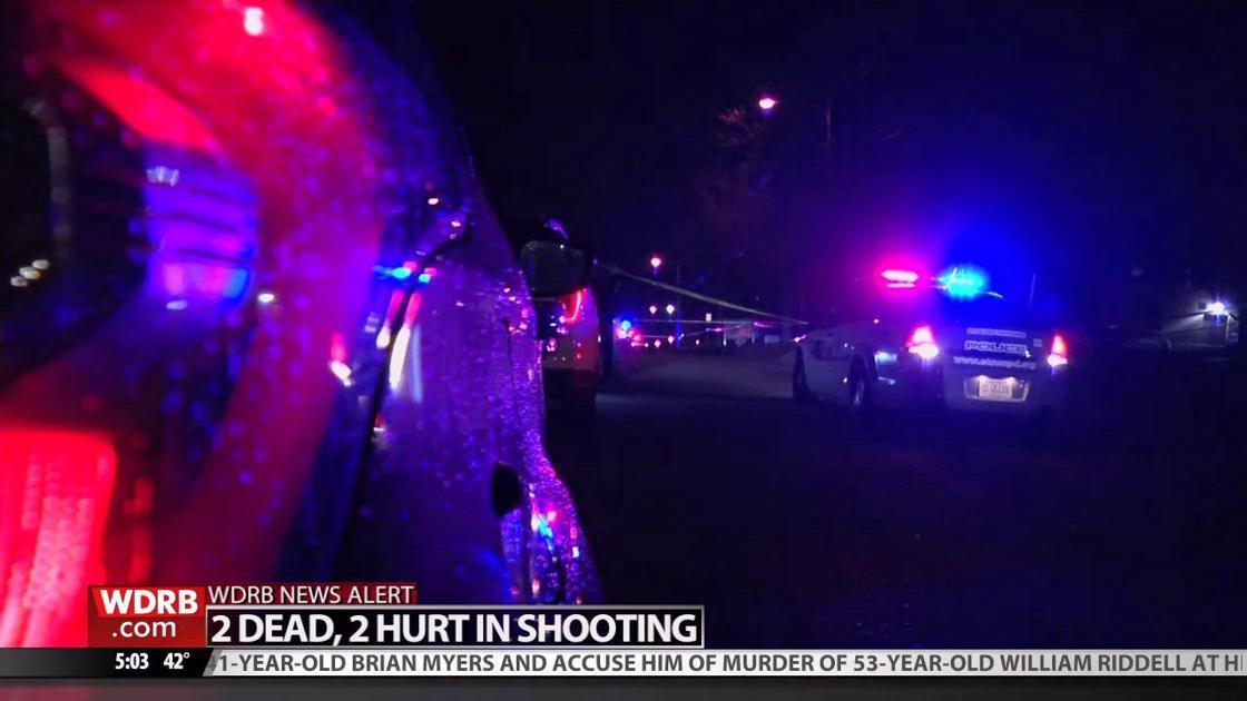 2 killed, 2 hurt in Elizabethtown shooting | | wdrb com