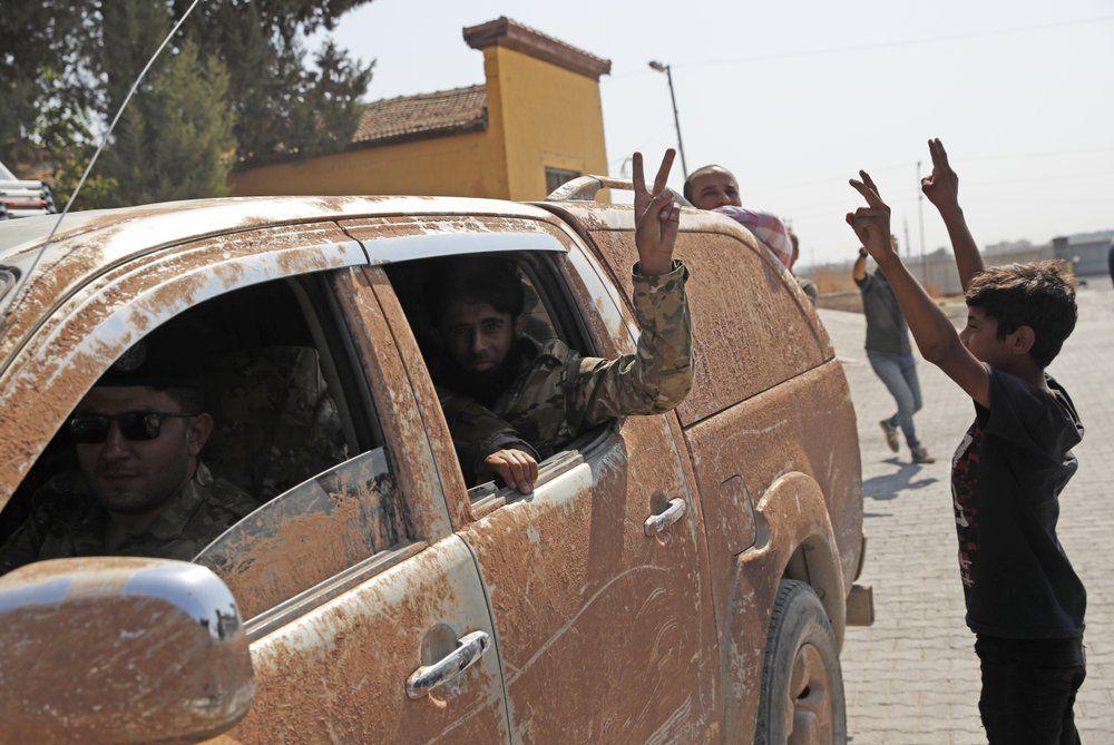 TURKEY BEGINS OFFENSIVE AGAINST KURDS - AP 10-9-19 2.jpeg