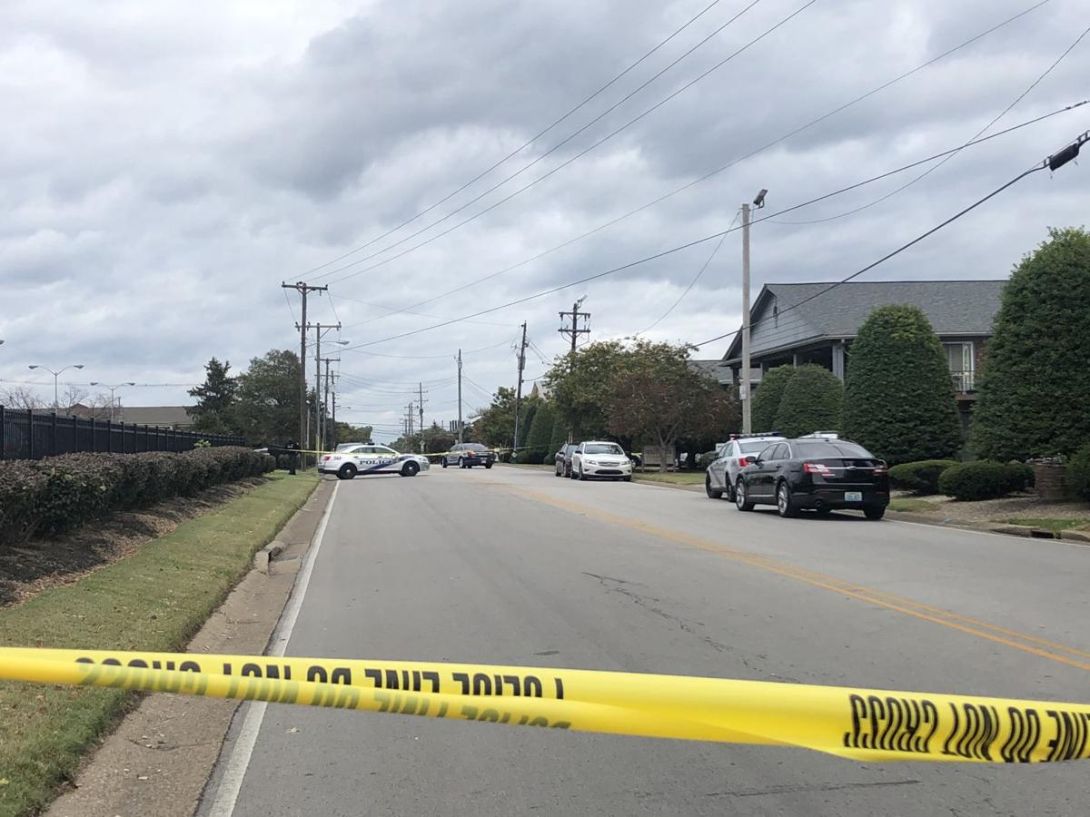 Police investigating double shooting on Goldsmith Lane