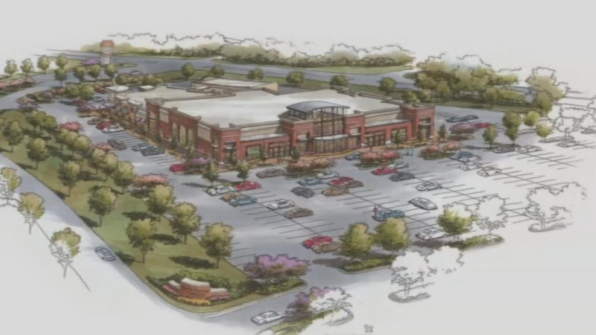 Southpointe Commons Rendering