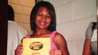 It's an American Idol #TBT featuring our own Samantha Chatman