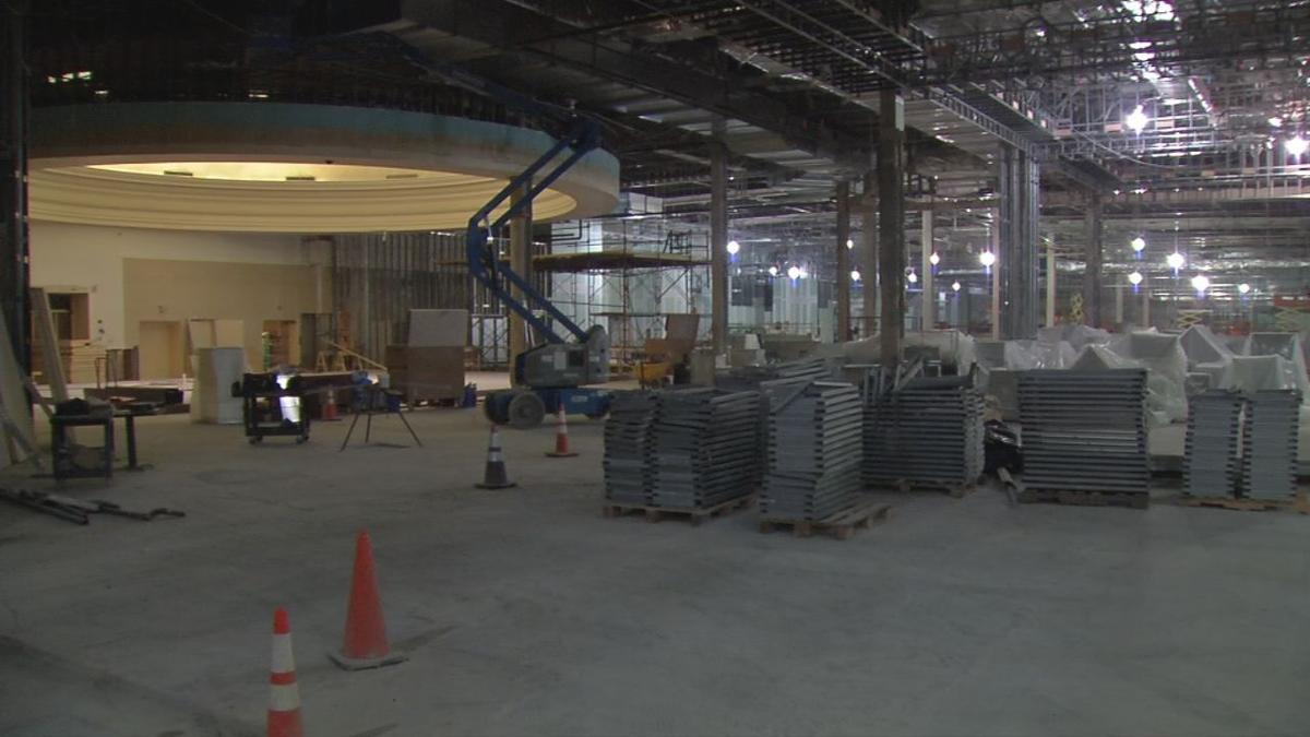 Horseshoe announces land-based Caesars Southern Indiana casino to open in December