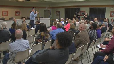 Louisville Metro Council receives community support at first town hall meeting on medical marijuana