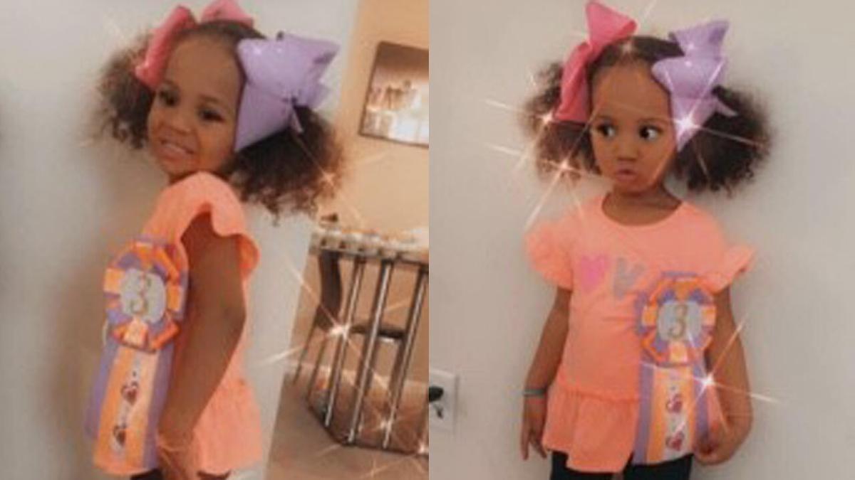 Trinity - 3-year-old shooting victim killed on Aug. 14, 2020 on Kahlert Avenue